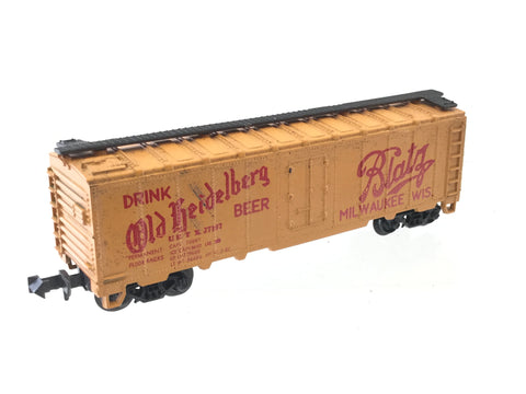 Athearn HO Gauge Burlington Coach x2