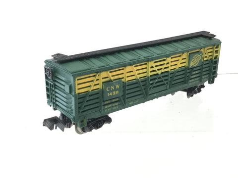 Bachmann 53709 N Gauge Stock Car Chicago NW 14311