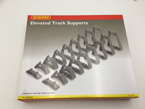 Hornby R909 OO Gauge Elevated Track Support Set
