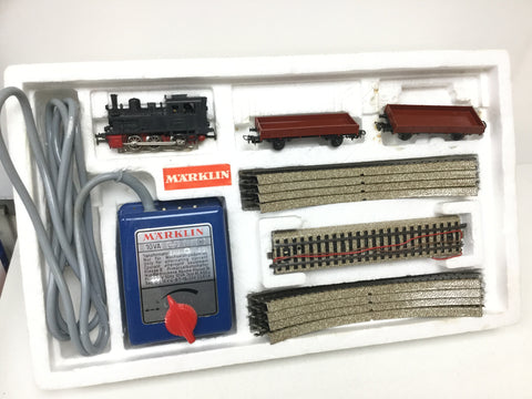 Marklin 0978 HO Gauge AC DB Starter Train Set