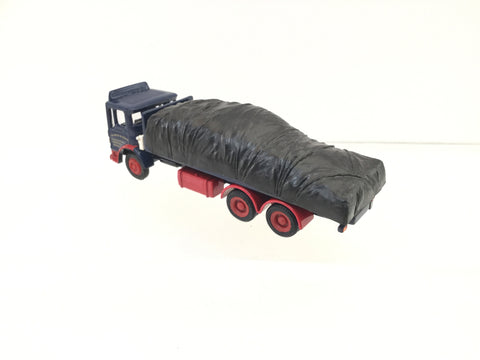 EFE 21801 OO Gauge Albion 3 Axle Flat Bed WJ Rich & Sons