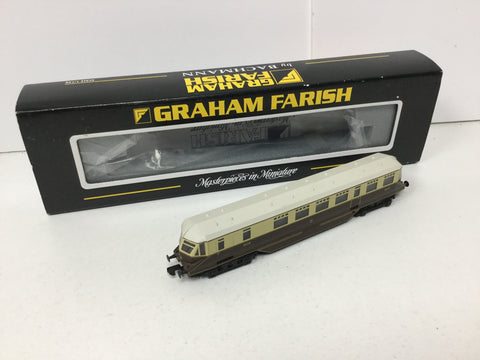 Graham Farish 371-626 N Gauge GWR Passenger Railcar No 19