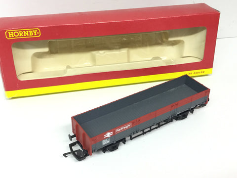 Hornby R6348 OO Gauge BR Railfreight Open Wagon OAA 100098