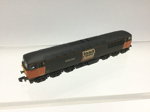 Graham Farish 371-301 N Gauge Loadhaul Class 56 No 56074 Kellingley Colliery (W)
