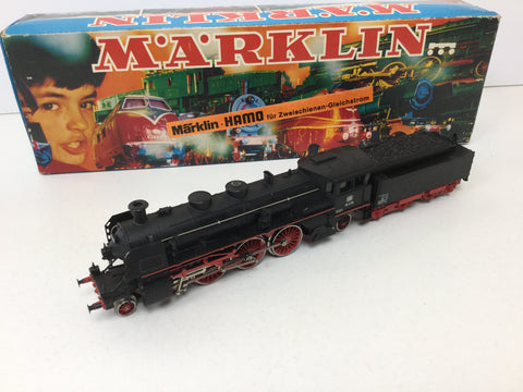 Marklin-Hamo 8393 HO Gauge DB Steam Loco 18 478