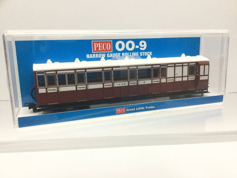 Peco GR-420B OO-9 Gauge L&B Composite Brake Coach No 16