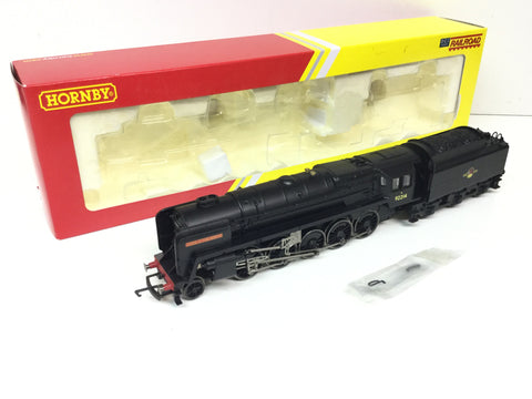 Hornby R3155 OO Gauge BR Class 9F 92214 Cock 'o' the North BR Black