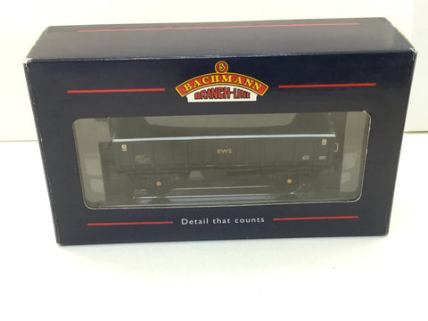 Bachmann 33-028 OO Gauge MFA Box Wagon EWS Black