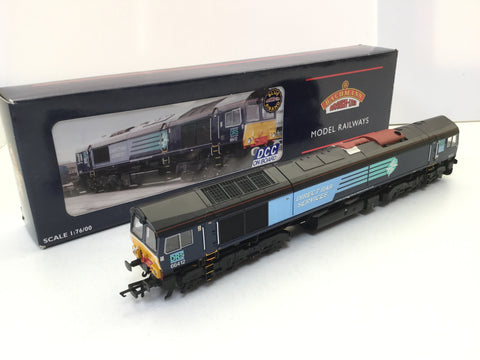 Bachmann 32-976DC OO Gauge DRS Class 66 66412 - DCC FITTED