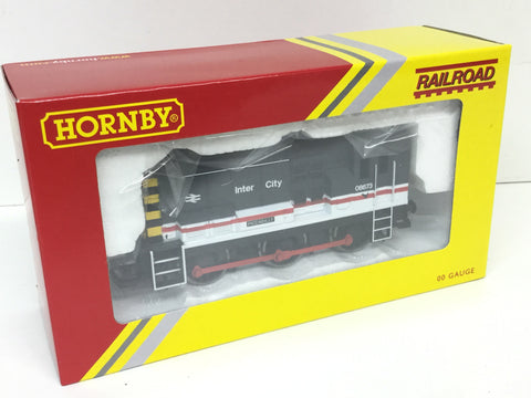 Hornby R3490 OO Gauge Class 08 No 08673 Piccadilly in Intercity Livery