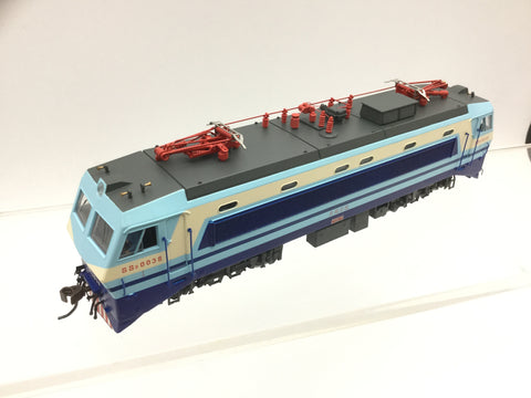 Bachmann CE00101 HO Gauge Chinese Shaoshan Type 8 Electric Loco