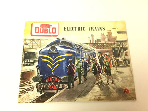 Hornby Dublo Catalogue 2nd Edition