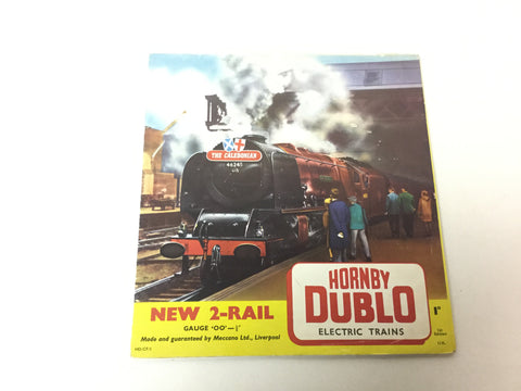 Hornby Dublo Catalogue 1st Edition