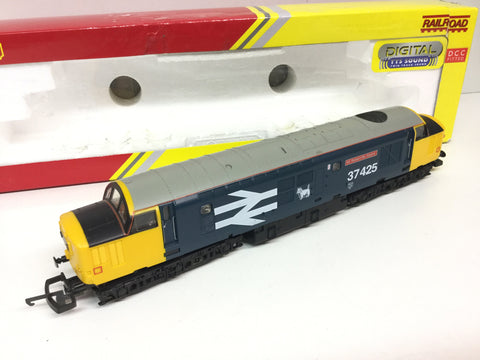 Lima 204655 Class 37 No 37425 Sir Robert McAlpine Large Logo Livery