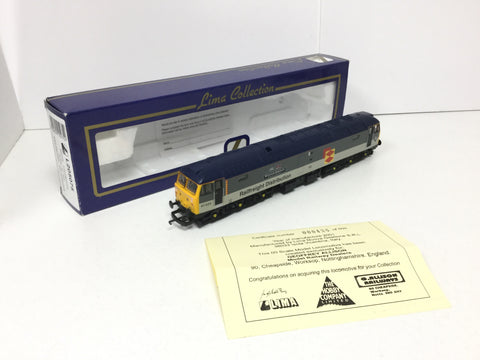 Lima 205075 OO Gauge Sector Class 47 47323 Rover Group