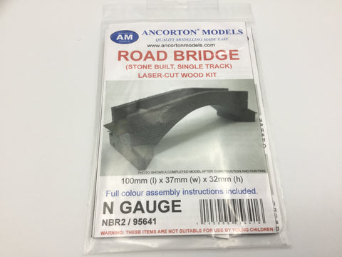 Ancorton 95641 N Gauge Road Bridge Kit
