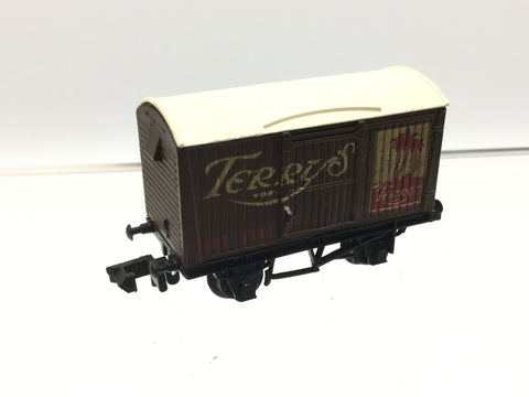 Graham Farish 2314 N Gauge Vent Van Terry's