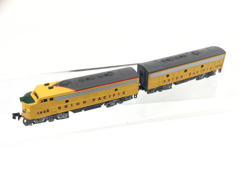 Bachmann 11253/11255 N Gauge EMD F7A/B Union Pacific (Needs Attn)