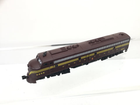 Life-Like 7171 N Gauge E8 Loco Pennsylvania 5894