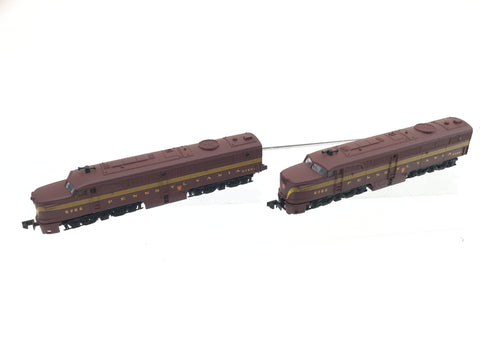 Con-Cor 001-002003 N Gauge PA-1 Loco and Dummy Pennsylvania 5752
