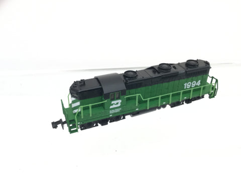 Life-Like 7130 N Gauge GP18 Burlington Northern 1994