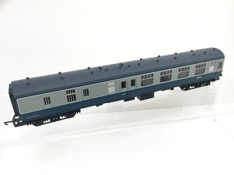 Hornby R4109A OO Gauge BR Blue/Grey Mk 1 Brake Coach W34917