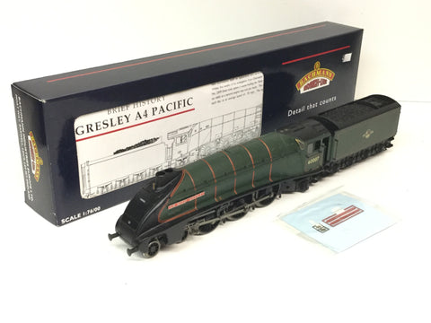 Bachmann 31-954A OO Gauge A4 60007 Sir Nigel Gresley BR Green (Needs Attn)