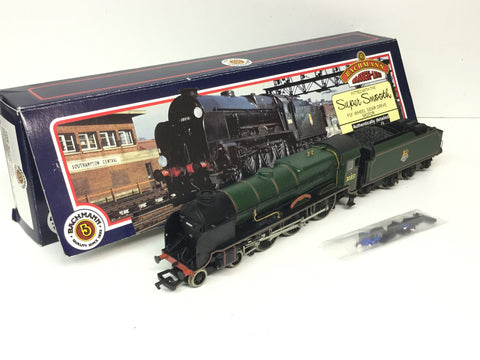 Bachmann 31-402 OO Gauge Lord Nelson 30851 Sir Francis Drake BR Green