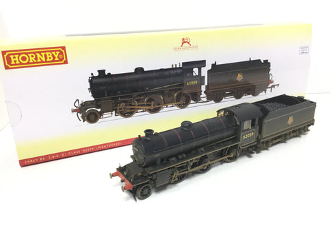 Hornby R3305 OO Gauge BR Class K1 62059 Factory Weathered