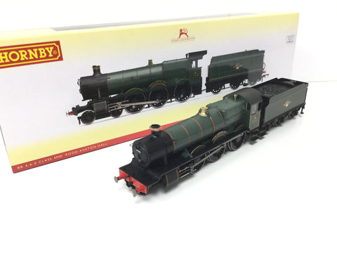 Hornby R3205 OO Gauge BR Green Hall Class 4965 Rood Ashton Hall