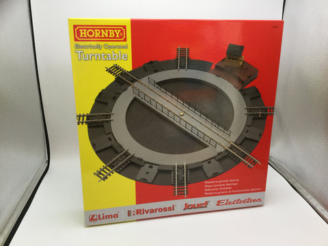 Hornby R070 OO Gauge Electronically Operated Turntable