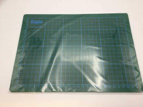 Expo 71204 Hobby/Craft Cutting Mat A4 Size (300x220mm)