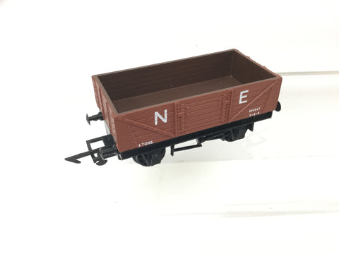 Graham Farish 12002 OO Gauge NE 5 Plank Wagon 600047