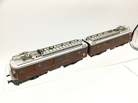 HAG 241 HO Gauge BLS Ae 8/8 2 Car Electric Loco (L2)