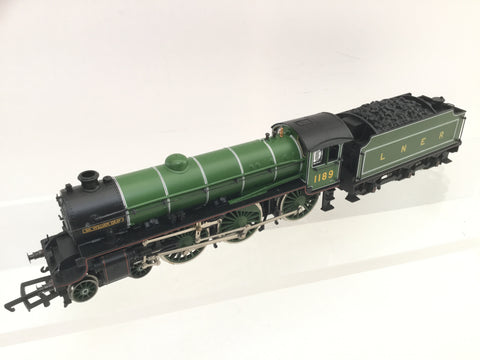 Bachmann 31-711 OO Gauge LNER Green B1 1189 Sir William Gray (Needs Attn)
