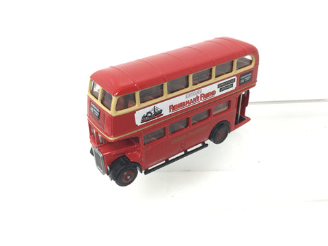 EFE 11106DL OO Gauge Leyland RTL Bus London Transport Fishermans Friend