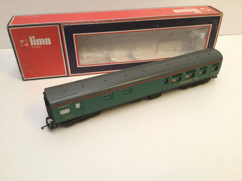 Lima 305324 OO Gauge BR Mk 1 Restaurant Car S3056 Green