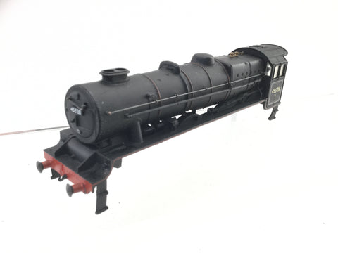 Bachmann 31-200 OO Gauge BR Black Rebuilt Patriot 45528 BODY SHELL