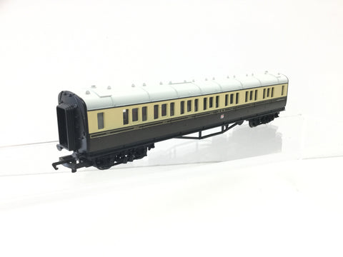 Hornby R4065 OO Gauge GWR Collett Comp Coach 6099