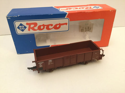 Roco 46016 HO Gauge DB Open Wagon 509 1 973-9