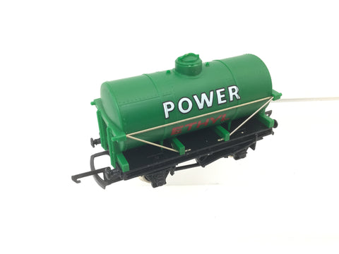 Wrenn W5076 OO Gauge 12t Tank Wagon Power Ethyl