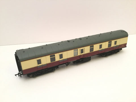 Bachmann 39-177 OO Gauge Mk 1 Full Brake Red/Cream M80541