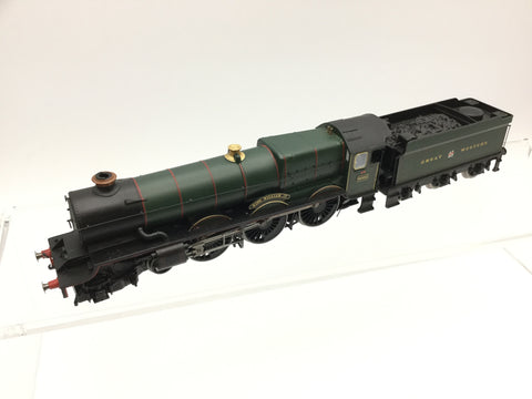 Hornby R3074 OO Gauge King Class King William IV GWR Green - DCC SOUND