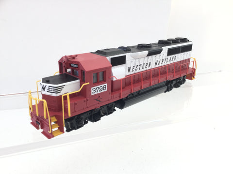 Bachmann 60337 HO Gauge GP40 Diesel Loco Western Maryland DCC Fitted