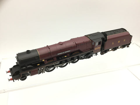 Hornby R2989XS OO Gauge LMS Maroon 6232 Duchess of Montrose - DCC Sound