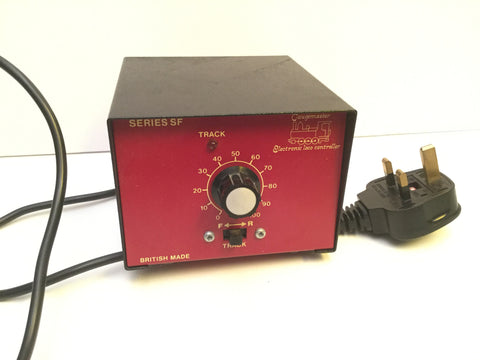 Gaugemaster Series SF Single Track Controller