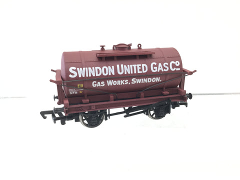 Bachmann 33-501A OO Gauge Tank Wagon Swindon United Gas