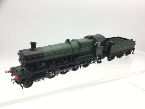 Hornby R2918X OO Gauge GWR Green Class 38xx 3803 (DCC CHIP REMOVED)