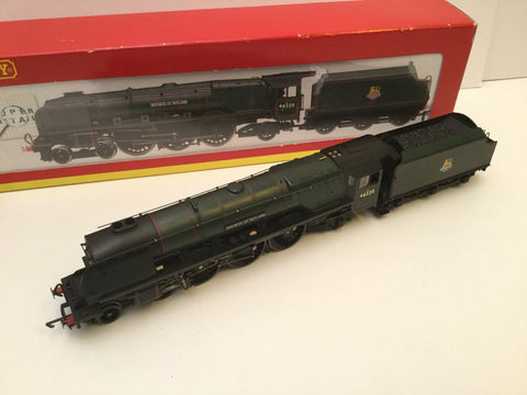 Hornby R2231 OO Gauge Duchess 46228 Duchess of Rutland BR Green (Lot 1)