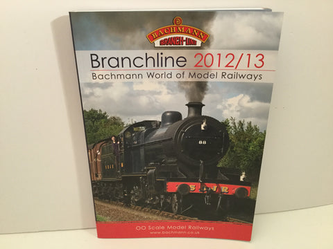 Bachmann 2012/13 Catalogue